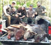 South Carolina Trophy Hunters Reviews