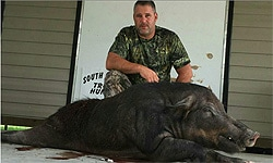South Carolina Trophy Hunters Review